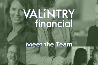 Meet the VALiNTRYfinancial Team