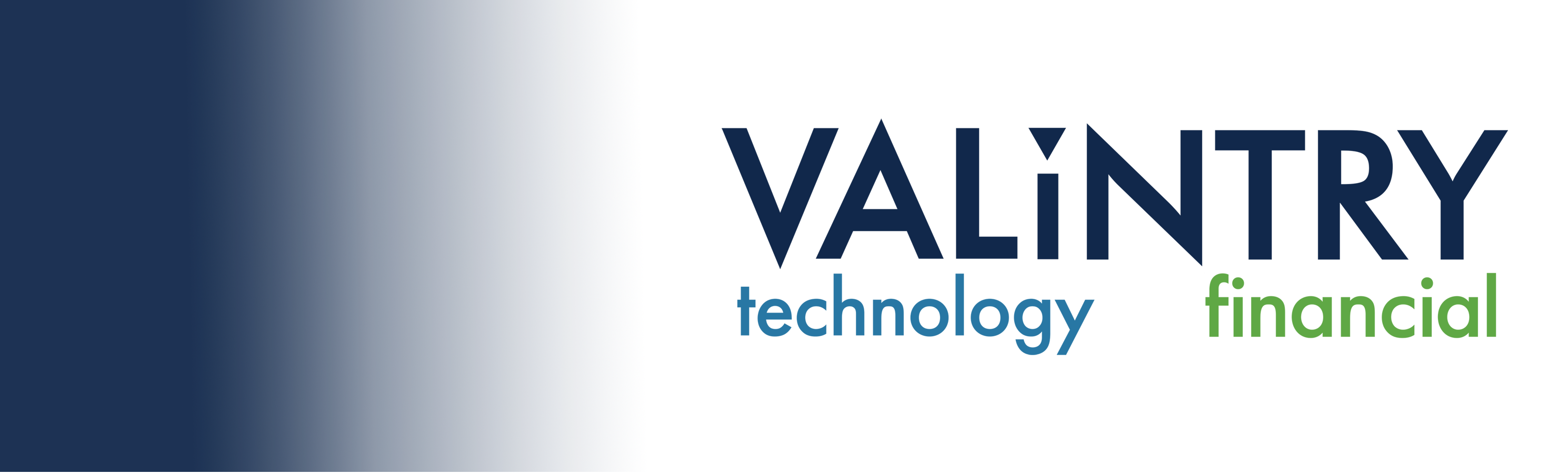VALiNTRY technology and financial staffing logo